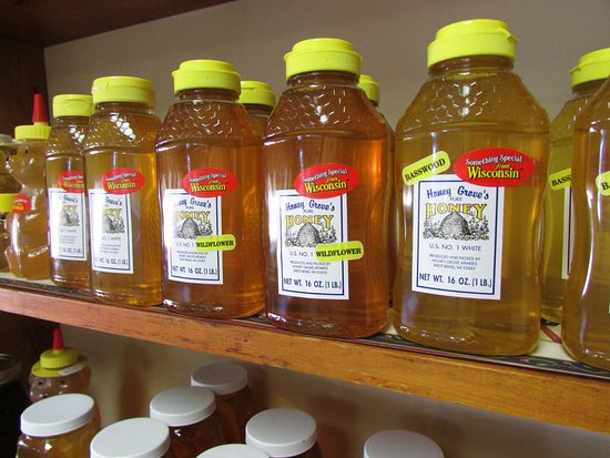 West Bend, WI: Honey Grove Honey for sale