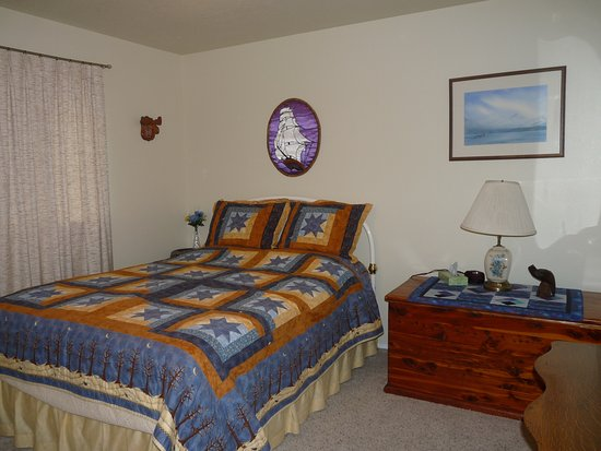 Paula's Place B&B: Schlafzimmer