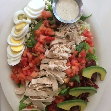 First Awakenings: Cobb Salad