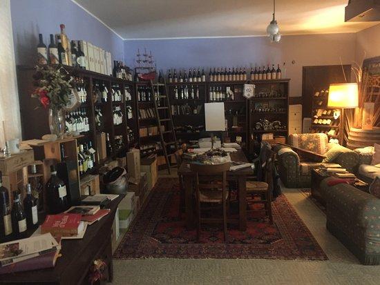 Bossolasco, İtalya: La salad'attesa