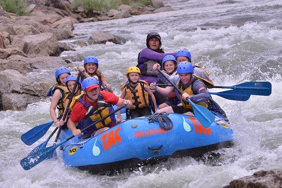 Buena Vista, Colorado: Family fun