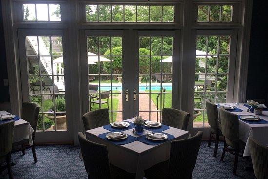 Marblehead, Μασαχουσέτη: Dining room