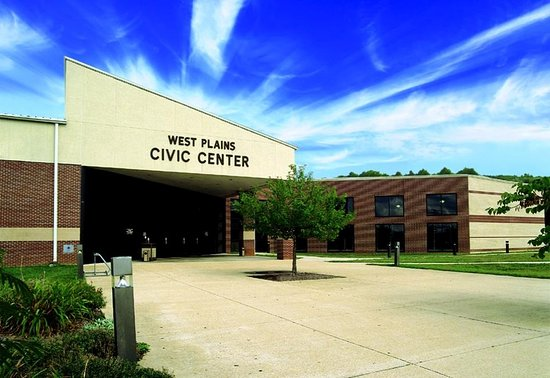 ‪West Plains Civic Center‬