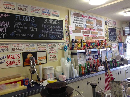 Corydon, IN : Emery's Ice Cream