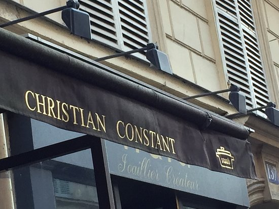Les Cocottes de Christian Constant: photo1.jpg