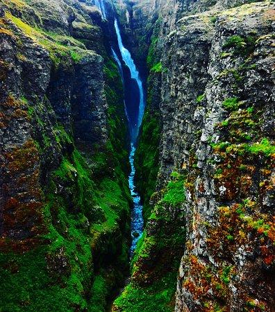 Akranes, أيسلندا: Glymur