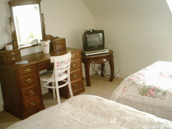 Dunragit, UK: Bedroom