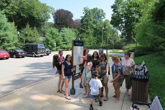 Morristown, Νιού Τζέρσεϊ: Information Kiosks