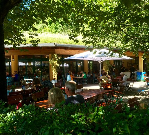 Anif, Austria: Mahlzeit im zoo