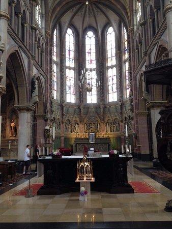 Basiliek van de heilige Liduina en onze lieve vrouw Rozenkrans