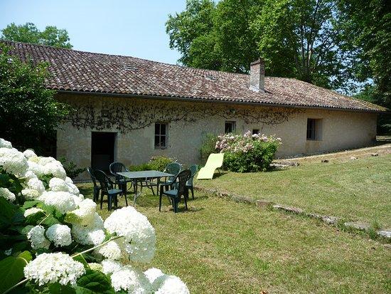 Montcaret, France: gîte le maridat