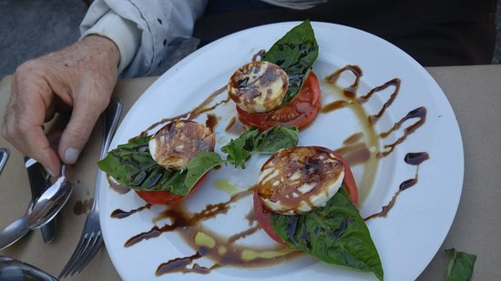 Lupi Italian Restaurant Caprese Salad