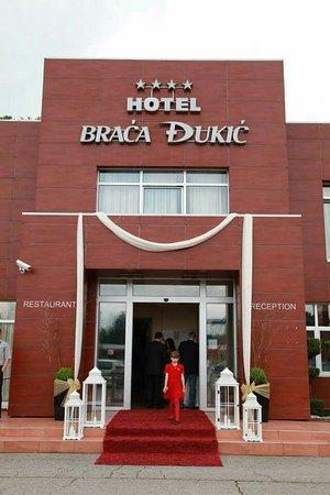 Laktasi, Bosnia-Herzegovina: Hotel Braca Djukic