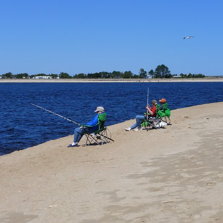 Newburyport, MA: Fishing at the confluence of the Merrimack & the Atlantic