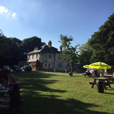 Burley, UK: YHA New Forest