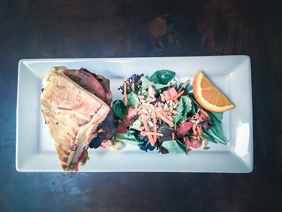 Ellensburg, WA: Mushroom Sandwich