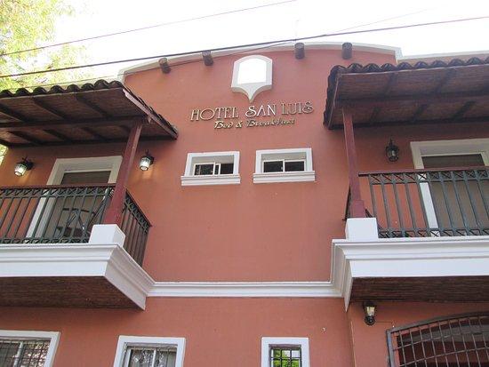 Hotel San Luis: Hotel