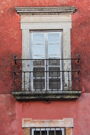 Casa dos Vargos: Ventana de la casa