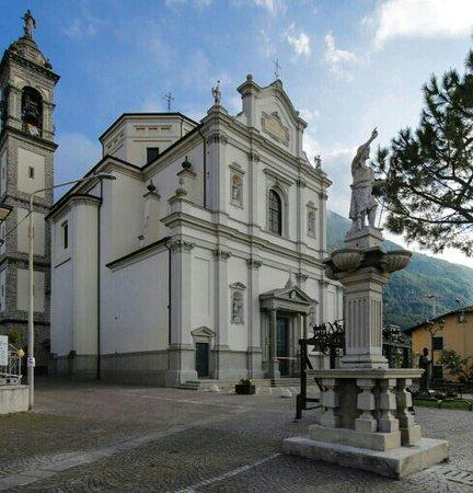 Предоре, Италия: Parrocchia San Giovanni Battista