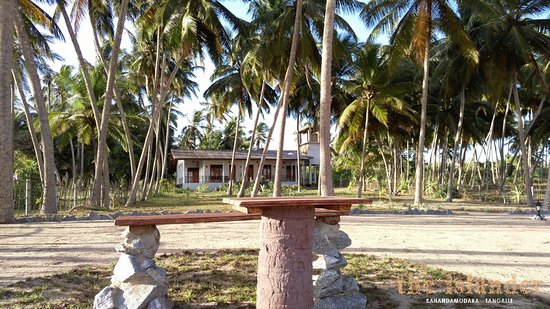 Kahandamodara, Sri Lanka: The Islander - Beach Garden Side Rest Area