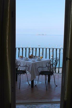 Residence Alcione: Fabulous views!