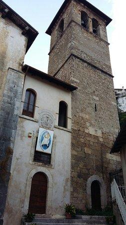 Tagliacozzo, Italy: Monastero dei Santi Cosma e Damiano