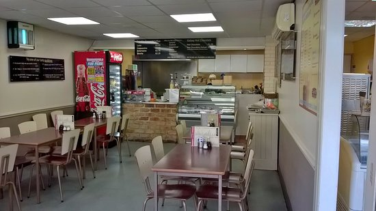Cafe53: Dining area