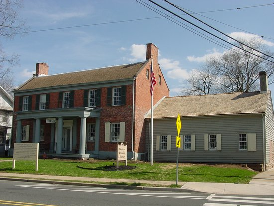 Raritan, NJ: General John Frelinghuysen House