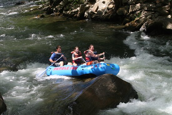 Paddle Inn Rafting Company - Private Adventures: We laughed alot