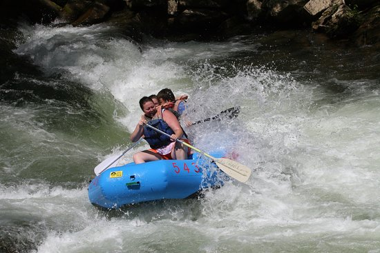 Paddle Inn Rafting Company - Private Adventures: This is what my son wanted to do for his 18th birthday
