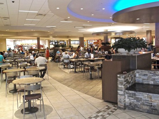 King Of Prussia Mall Food Court