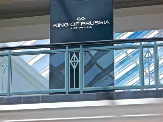 King of Prussia Mall: Logo