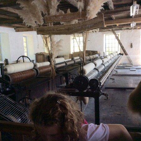 Lacaune, Γαλλία: La machine