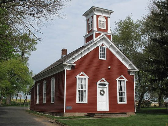 Branchburg, NJ: South Branch School House