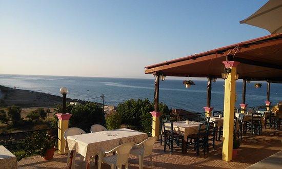 Villa Kostas Vitalades view