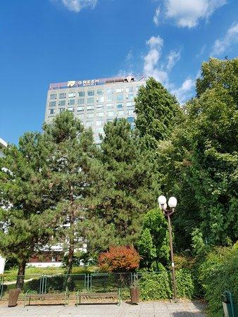 DoubleTree by Hilton Hotel Zagreb: 20160813_154439_large.jpg