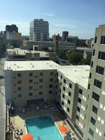 Hotel Pool Picture Of Hotel Indigo Austin Downtown University