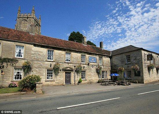 Radstock, UK: The Jolliffe Arms