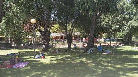 Camping Caravaning Bungalow Park El Escorial: photo0.jpg