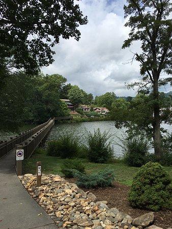 Lake Junaluska, Carolina do Norte: Lovely place