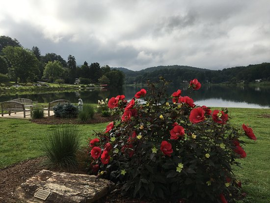 Lake Junaluska, NC: Lovely place
