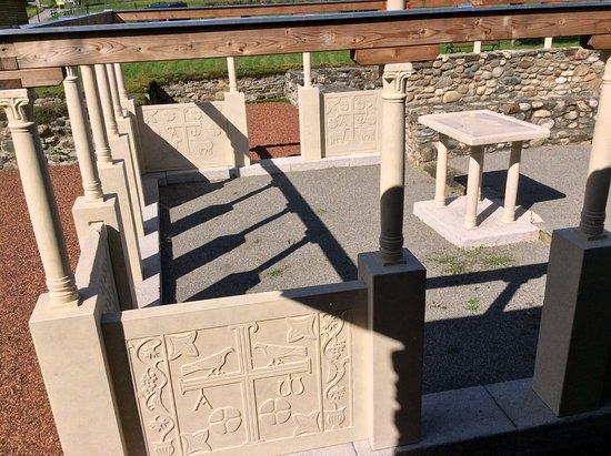 Lendorf, Austria: stanowisko archeologiczne dolne