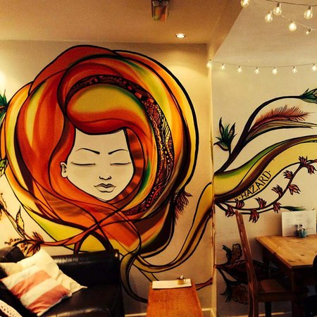 The Nook: Wall art