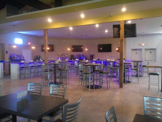 Eufaula, OK: Tappers Ale House & Grill