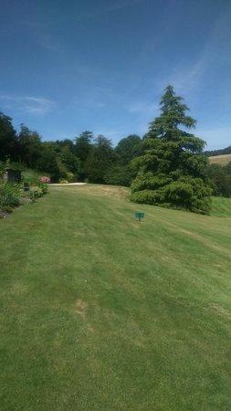 Cerne Abbas, UK: Minterne Gardens