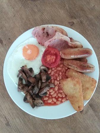 The Village Coffee Pot: Breakfast...Big!!