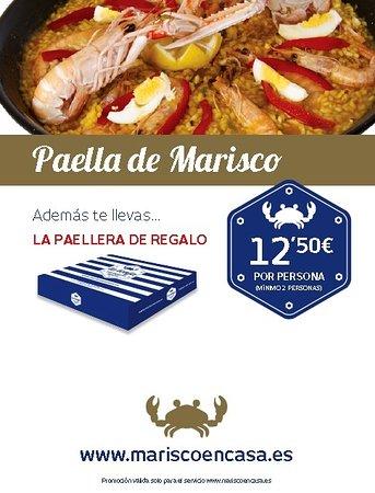 Marisqueria La Lonja : www.mariscoencasa.es