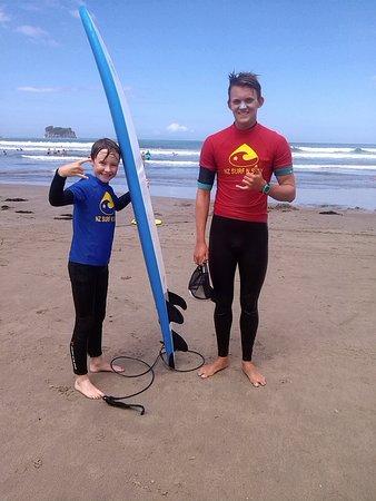 Coromandel Peninsula, Neuseeland: Learning made super fun :)