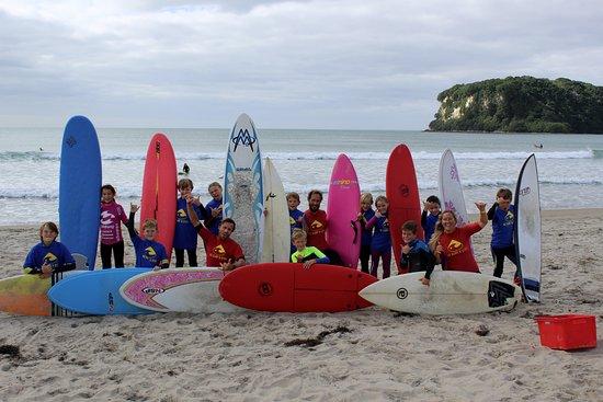 Полуостров Коромандел, Новая Зеландия: New friendships