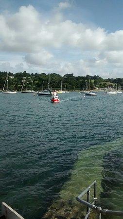 Helford, UK: Awaiting the Ferry